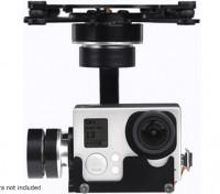 X-CAM A10-3H 3 Ось вращения 360deg GoPro Gimbal с A / V-Link