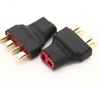 T штепсельной вилки жгута проводов для 2-х пачек в серии 2pcs / мешок