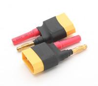 XT90 до 4.0mm пуля адаптер батареи (2 шт / мешок)