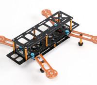 Dart 250 FPV беспилотный ж / распределения энергии, чистой и грязной и светодиодной подсветкой