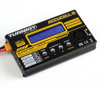 Turnigy Accucel-6 80W 10A балансир / зарядное устройство LiHV Способные