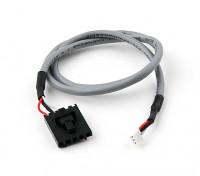 400мм 5 Pin Molex / JR 3 Pin Белый Экранированный коннектору