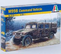 Italeri 1/35 Масштаб США M998 Команда автомобиля пластиковые Model Kit