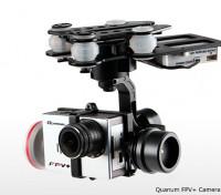 Quanum Q-3D Бесщеточный 3-Axis Camera Gimbal (подходит для Nova, скаутского Х4, Phantom, QR X350 и т.д.)