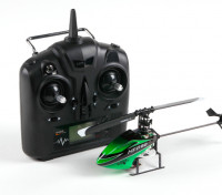 HiSky HFP80 V2 Mini Fixed Pitch RC вертолет Mode 2 (Ready-To-Fly)