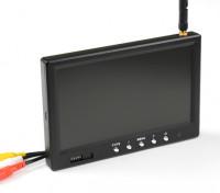 7-дюймовый 800 х 480 5.8GHz приемник FPV монитор Fieldview 777 RX32