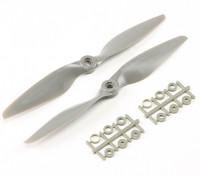 Аэростар композитный пропеллер 8x4.5 Серый (CW / CCW) (2 шт)