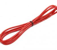 Turnigy 18AWG высокого качества Силиконовые провода 1м (красный)