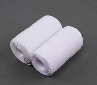 Полиэстер крюка и петли Velcro (100мм х 1м)