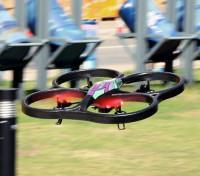 WLtoys V666 FPV Quadcopter ж / 5.8GHz монитор, 720P HD камеры и ALT Удерживать (RTF)