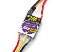 Afro Race Spec Mini 20Amp Opto Multi-Rotor регулятор скорости