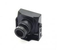 Fatshark 900TVL WDR CCD FPV камера со встроенным модулем ручки управления (PAL)