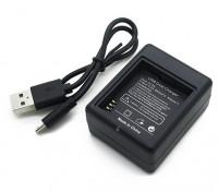 USB зарядное устройство для Xiaoyi действий батареи камеры