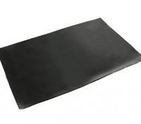 Вибрация Поглощение Лист 210x145x1.5mm (черный) с 3M двухсторонней ленты