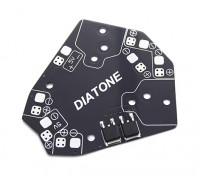 Diatone ET 150/180 Класс Micro Мультикоптер Power Board Распределение с 5V понижающего
