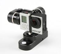 Feiyu Технология Go-Pro4 Hero3 3Plus носимого камеры Gimbal