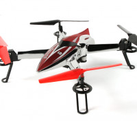 WLtoys Q212 Spaceship Quadcopter ж / барометрического высотомера & 1 Key Auto Start в формате RTF (режим 2)