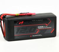 Turnigy Графен Professional 12000mAh 6S LiPo 15C Аккумулятор ж / 5.5mm разъем Пуля