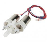 DEPS-6S HobbyKing ™ Dual Редукторный Brushed Motor System