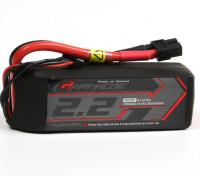 Turnigy 2200mAh 3S Графен 65C LiPo Аккумулятор ж / XT60