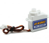 HobbyKing ™ HK-15318S Micro Однокристальный Цифровой сервопривод 0.11kg / 0.06sec / 2.2g