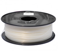 HobbyKing 3D Printer Filament 1.75mm PLA 1KG Spool (Transparent)