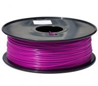 HobbyKing 3D Волокно Принтер 1.75mm PLA 1KG золотника (фиолетовый)