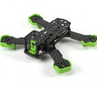 Diatone Тиран Kit 180 Frame - Зеленый