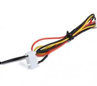 3Cell Flight обновления напряжения и датчик температуры для системы OrangeRx телеметрией.