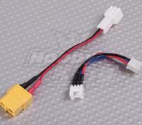 Losi 1/18-я 2S для зарядки аккумулятора Комплект адаптера
