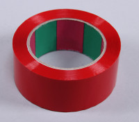 Крыло ленты 45mic х 45 мм х 100 м (Wide - красный)