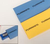 Turnigy термоусадочная трубка 50мм желтый (1mtr)