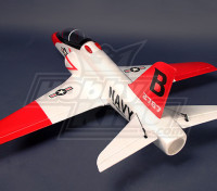 BAE Hawk - Red Arrow 70mm EDF 990mm комплект Jet - Белый (EPO)