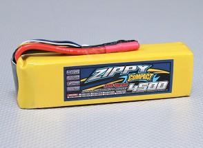 ZIPPY Компактный 4500mAh 5S 35C Lipo обновления