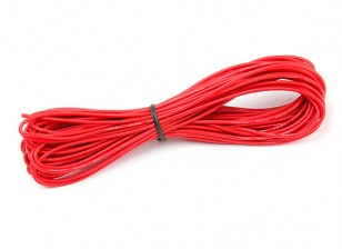 Turnigy High Quality 22AWG Silicone Wire 10m (Red)