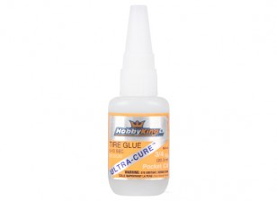 Ultra-Cure Super Tire Glue CA 3/4 oz