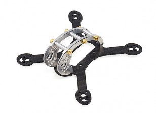 Kingkong Fly Egg 100 Racing Drone Airframe Kit Only Left side