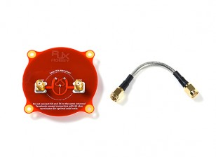 RJX Hobby 5.8 GHz 9.4dBi Triple Feed Patch antenna SMA Male
