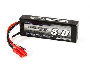 Turnigy 5000mAh 2S 7.4V 60C Hardcase Pack (ROAR Approved)