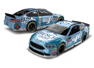 NASCAR Diecast Lionel Racing Kevin Harvick Busch Light 2017 Ford Fusion 1:24
