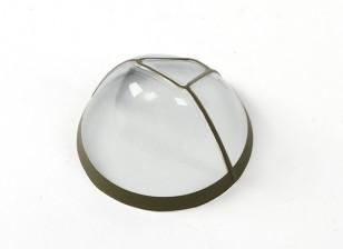 Hobbyking 1875mm B-17 F / G Летающая крепость (V2) (Olive) - Замена носа стекла