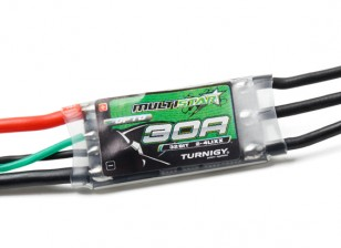 Turnigy MULTISTAR 32bit 30A Race Spec ESC 2 ~ 4S (ОРТО)