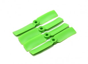 Diatone Булл Нос Поликарбонат пропеллеры 3545 (CW / CCW) (зеленый) (2 пары)