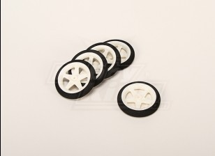 Свет пены колеса (диам: 55, ширина: 10 мм) (5 шт / мешок)