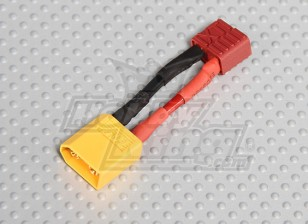 Мужчина XT60 <-> Женский T-Connector (1 шт / мешок)