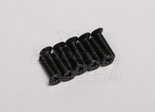 4x18mm Винт с потайной головкой (10шт / уп)