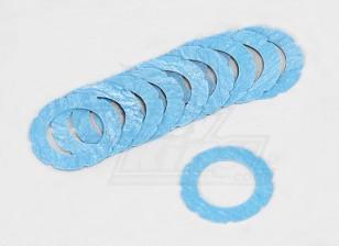 Трение Plate Set (10pcs / мешок) - A2030, A2031, A2032 и A2033