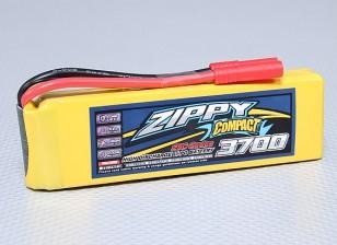 ZIPPY Компактный 3700mAh 3S 25C Lipo обновления