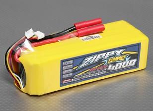 ZIPPY Компактный 4000mAh 8S 25C Lipo обновления