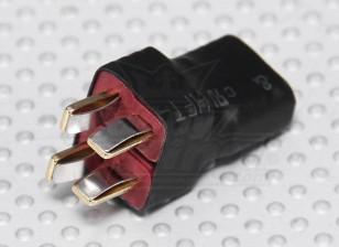 T-разъем жгута проводов для 2-х пакетов в параллельном соединении (1шт)